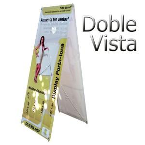 Doble Vista blank - SM